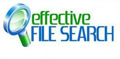 Sowsoft Effective File Search v6.2 نرم افزاری قدرتمند در زمینه جستجوی فایل ها در یک سیستم