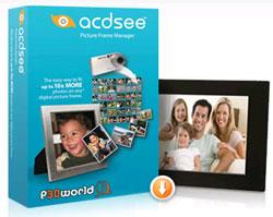 ساخت قاب های زیبا برای عکس های شما توسط ACDSee Picture Frame Manager v1.0.77