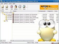 ALZip v7.52.0.1 نرم افزار قدرتمند فشرده سازی و آرشیو فایل ها و اطلاعات
