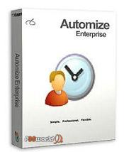 نرم افزار اتوماسیون و اجرای خودکار وظایف مختلف توسط Automize v8.30 Enterprise Edition در سیستم شما