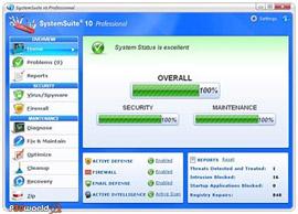 Avanquest System Suite Pro v10.3.34 مجموعه ابزارهای حرفه ای برای عیب یابی و بهینه سازی سیستم.