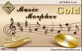 AV Music Morpher Gold v5.0.35 ویرایش و میکس فایل های صوتی به صورت کاملا حرفه ای