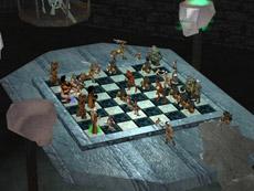 Chess3D v4.0 بازی شطرنج سه بعدی همانند یک میدان جنگ واقعی