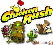 Chicken Rush – بازی کوچک و بامزه هجوم مرغ ها !