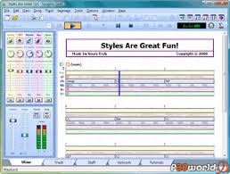 ChordWizard Software Songtrix Gold v3.0 ابزاری قدرتمند برای ساخت و ویرایش آهنگ