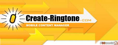 Create Ringtone v5.0.1.0 ابزاری برای ساخت زنگ گوشی تلفن همراه