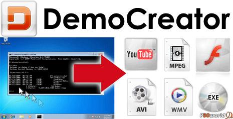 Wondershare DemoCreator v3.0.3 ابزاری برای تصویربرداری از محیط سیستم عامل