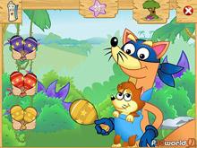 Dora the Explorer Swipers Big Adventure v1.0.0.0 بازی کوچک و سرگرم کننده با مراحل زیبا برای کودکان
