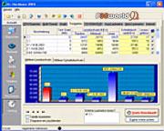 دریافت و بررسی اطلاعات کامل  سخت افزاری و نرم افزاری یک سیستم با Dr. Hardware 2009 v9.9