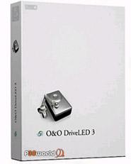 نظارت و مدیریت بر هارد دیسک توسط OO DriveLED v3.0.1945