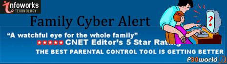 کنترل و مراقب از دنیای دیجیتال فرزندان و خانواده با Family Cyber Alert v4.24