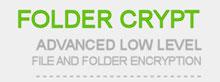 پوشه ها و فایل های خود را توسط Folder Crypt v3.2.1024 حفاظت کنید
