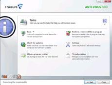F-Secure Anti-Virus 2011 v10.50.197 نسخه جدید ضد ویروس قدرتمند و مطرح دنیا