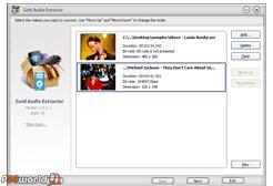 Gold Audio Extractor 5.2.9 – استخراج صدا از انواع فرمتهای ویدیویی