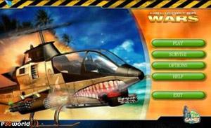 Helicopter Wars یک بازی مهیج و زیبا