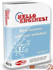 Hello Engines Professional v6.7.5 – نرم افزار بهینه سازی رتبه سایت ها در موتورهای جستجو