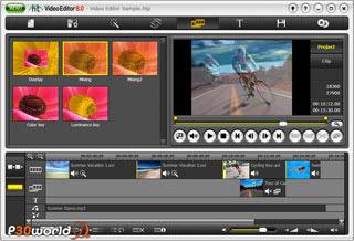 با Honestech Video Editor v8.0 فایل های ویدئویی خود را آن گونه که می خواهید ویرایش کنید