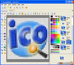 Icon Empire IconoMaker v3.20 نرم افزاری قدرتمند برای طراحی آیکن