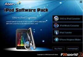 Aiseesoft iPod Software Pack v5.036 مجموعه ای از ابزارهای iPod