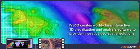 مدل سازی سه بعدی حرفه ای توسط IVS 3D Fledermaus Professional v7.2.0.411