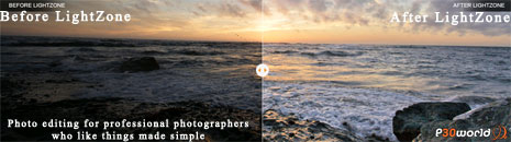 تنظیم نور و نورپردازی عالی تصاویر دیجیتالی با LightZone v3.8