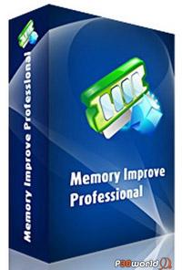 بهینه سازی حافظه توسط Memory Improve Professional v5.2.2.750