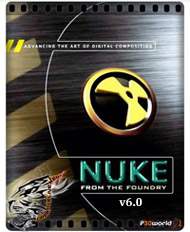 THE FOUNDRY NUKE V6.0V2 – ابرنرم افزار حرفه ای جلوه های ویژه سینمایی و میکس هالییودی