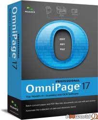 Nuance OmniPage Professional v17.1 یک OCR یا واژه شناس هوشمند !