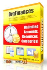حسابداری های کوچک را با Binary House OrgFinances v1.5.0.0 انجام دهید