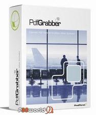 PdfGrabber v6.0.0.2 Professional – ویرایش و تبدیل فرمت PDF به انواع سندهای متنی به خصوص Word