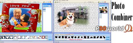 افکت گذاری و ترکیب تصاویر توسط Liangzhu Photo Combiner v5.79