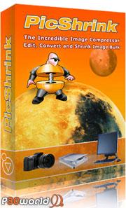 برای فشرده سازی حجم تصاویر بدون کاهش کیفیت از PicShrink v2.2 بهره گیرید