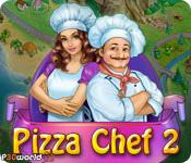 Pizza Chef 2 v1.0 بازی فکری سرآشپز پیتزا فروشی