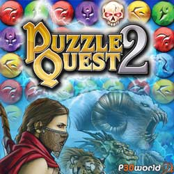 Puzzle Quest 2 یک بازی فکری و جالب