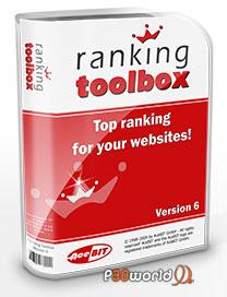 بهبود رتبه سایت شما در موتورهای جستجو توسط Ranking Toolbox v6.1.5