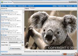 Angel Software Resize Pictures Plus v3.4.2 ابزاری حرفه ای برای تغییر اندازه عکس