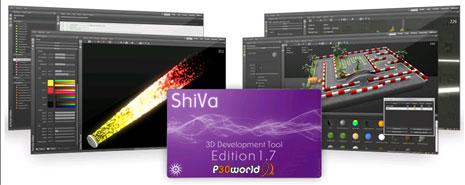 طراحی و ساخت بازی های کامپیوتری اکشن، ماجراجویی، اتومبیل رانی و … توسط Stonetrip ShiVa Advannced v1.7