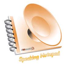 Speaking Notepad v6 ویرایشگر متن حرفه ای با قابلیت خواندن متن برای کاربران