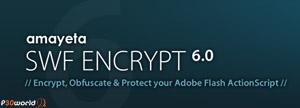 فایل های Swf فلش خود را توسط Amayeta SWF Encrypt v6.0.3 ایمن کنید
