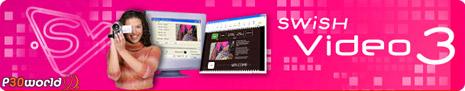 تبدیل فایل های ویدئویی به تصاویر فلش توسط Swish Video3 3.5 Build 2009.09.30a