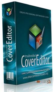 TBS Cover Editor v2.1 – طراحی باکس، لیبل و جعبه های سه بعدی برای محصولات