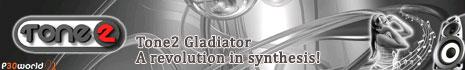 Tone2 Gladiator VSTi v2.2 نرم افزاری قدرتمند برای  برای ساخت و  ترکیب و MIX آهنگ ها