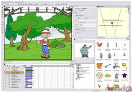 Toon Boom Studio v5.0.13592 – نرم افزار حرفه ای ساخت کارتون های دو بعدی حرفه ای