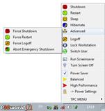 Total Power Control v1.02  نرم افزاری به منظور کنترل و مدیریت سریع