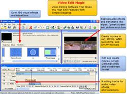 Video Edit Magic v4.47 ابزاری ساده و مفید برای ادیت کلیپ های ویدیویی با چند کلیک ساده