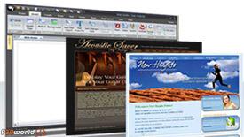 با Web Studio v5.0.0.18 وب سایت خودتان را خود به سادگی طراحی کنید