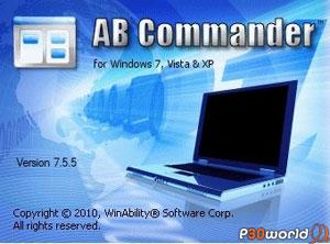 WinAbility AB Commander v7.7.0.1320 ابزاری قدرتمند برای مدیریت فایل