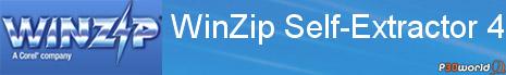 WinZip Self Extractor v4.0.8672 نسخه ای متفاوت از Winzip برای ساخت فایل فشرده Installer