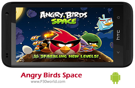 دانلود Angry Birds Space Premium v1.6.9 – بازی پرندگان خشمگین