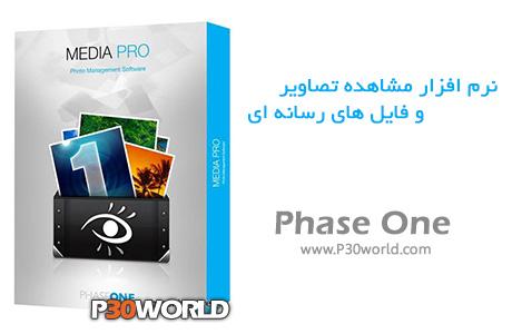 دانلود Phase One Media Pro 1.4.2.44 - نرم افزار مشاهده تصاویر و فایل های رسانه ای